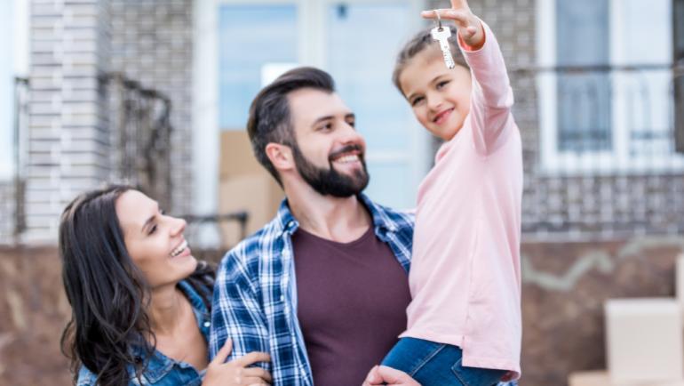 A sua meta de ano novo é mudar de casa? Agora é mais fácil