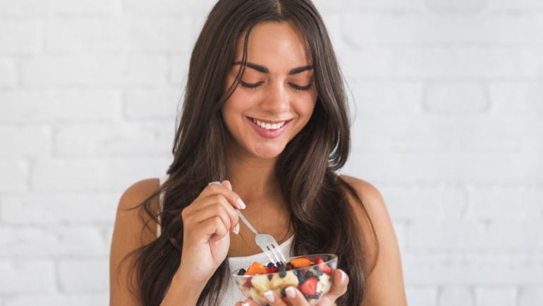 Três dicas para comer melhor e viver mais