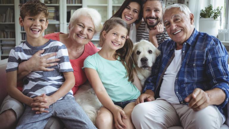 Dia da Família: você tem cuidado da sua?